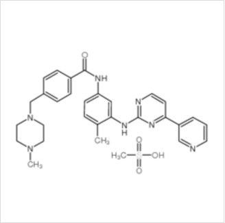 Imatinib Mesylate Active Pharmaceutical Ingredients CAS 220127-57-1