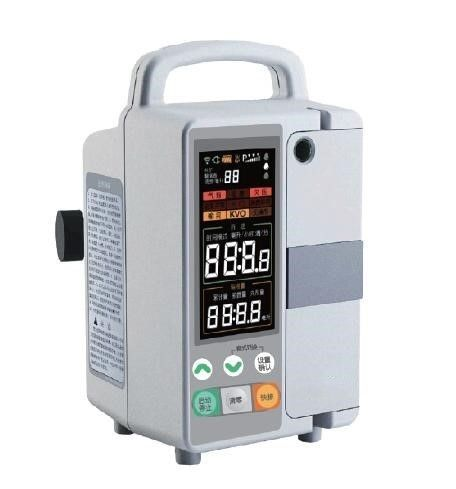 Medical Portable Enteral Feeding Infusion Pump Approved By Ce/ISO For Hospital / Clinic